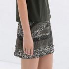 las faldas de moda 2014 son de zara
