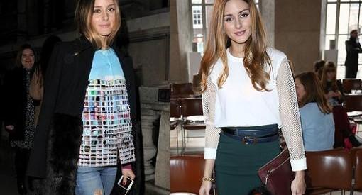 las tendencias de moda 2014 segun olivia palermo nuevos looks para copiar