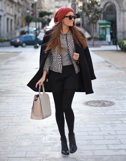 moda en la calle looks casual y chic del invierno 2014 bartabac