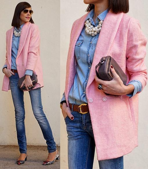 moda en la calle looks casual y chic del invierno 2014 betrench