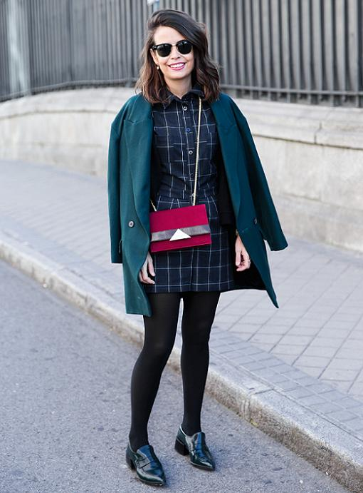 moda en la calle looks casual y chic del invierno 2014 collagevintage