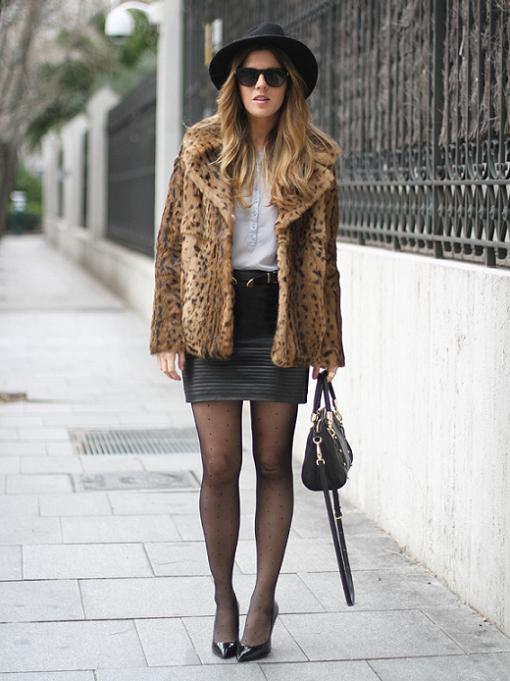moda en la calle looks casual y chic del invierno 2014 miarmarioenruinas