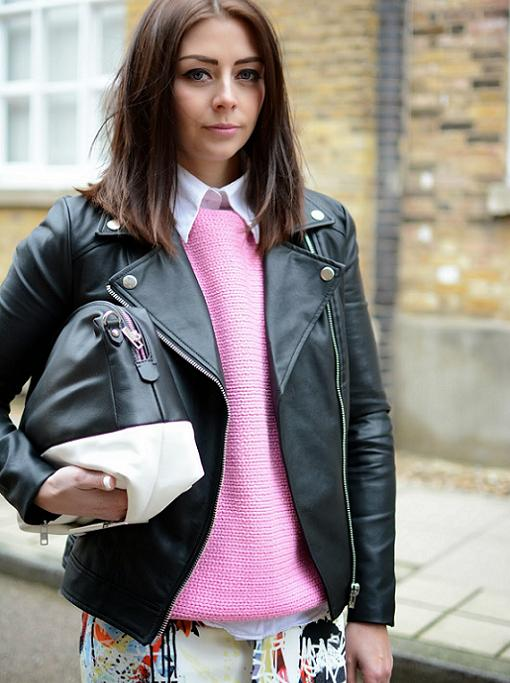 moda en la calle looks casual y chic del invierno 2014