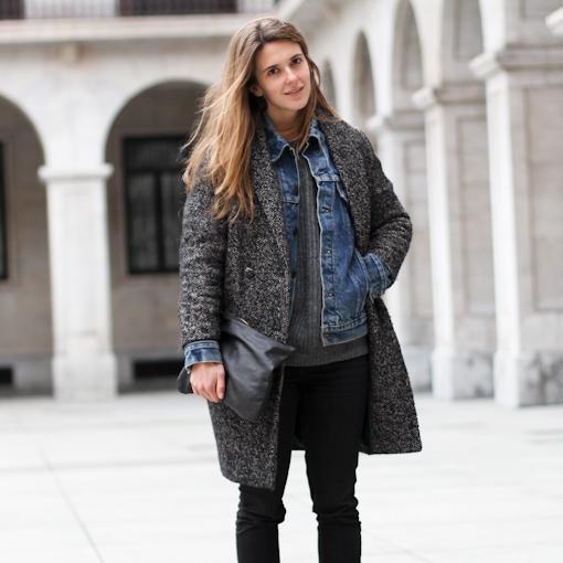 moda invierno 2014 ooks abrigos clochet