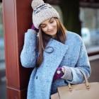 Moda invierno 2014: Looks abrigos para el frío y la lluvia