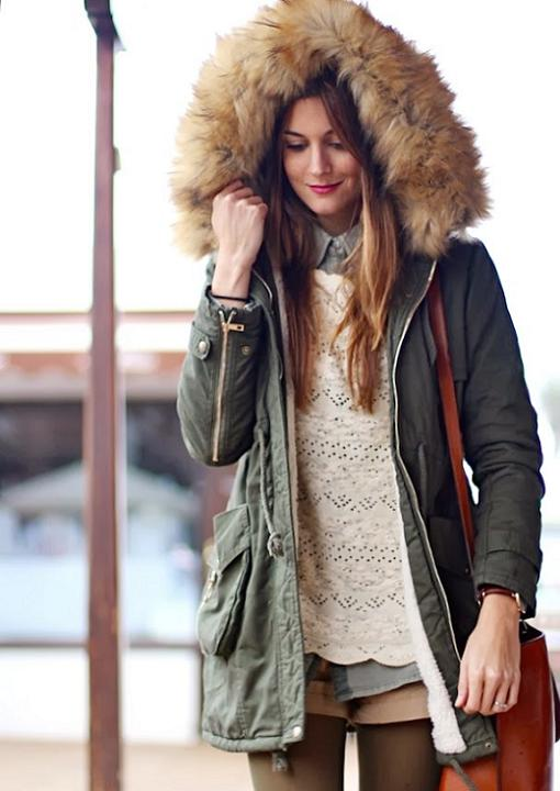 Moda invierno 2014: Looks abrigos para el frío  y la lluvia marilynsclosetblog