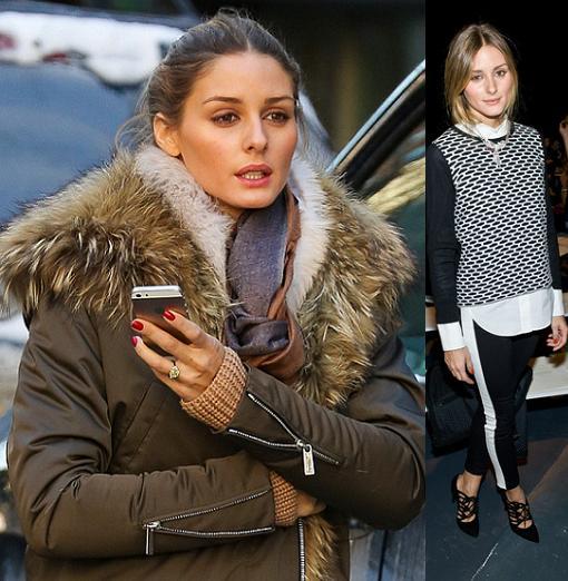 Las tendencias de moda 2014 según Olivia Palermo  Nuevos looks para ... 327f4840298
