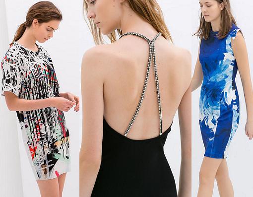10 Vestidos de Zara que te enamorarán este otoño 2015