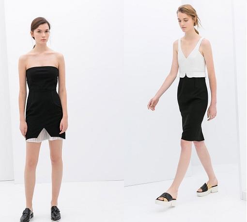 Vestidos de fiesta zara 2014