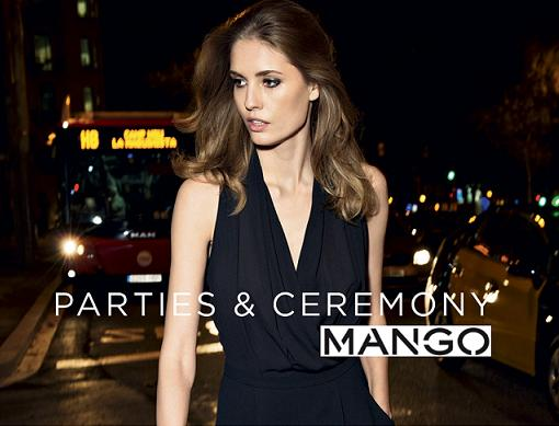 Catalogo vestidos de fiesta mango