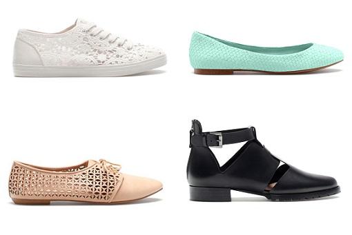 Bershka Primavera Verano 2014 Zapatos Zapatos Bershka 2014 en Cuanto