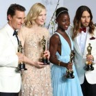 alfombra roja de los premios oscars 2014 los mejores vestidos de fiesta