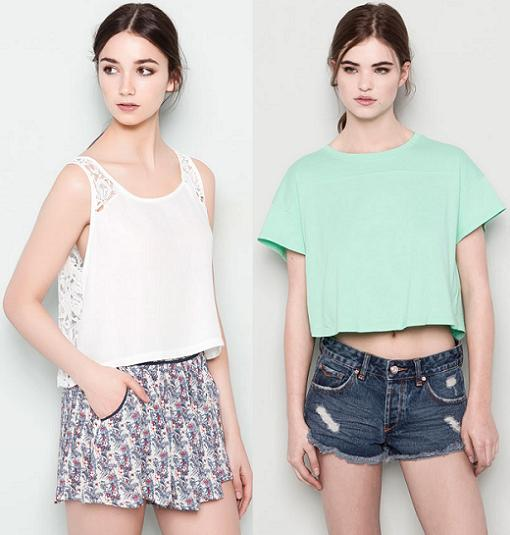 camisetas pull and bear 2014