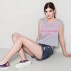 Nueva ropa y zapatos de Pull and Bear 2014 para mujer con las tendencias de moda