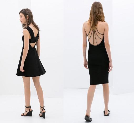 Son muchas las tendencias que tenemos que ofreceros entre los vestidos de fiesta Zara para Verano de modo que os las vamos a presentar a continuación, al detalle, para que podáis elegir las más destacadas: Vestidos con volantes.