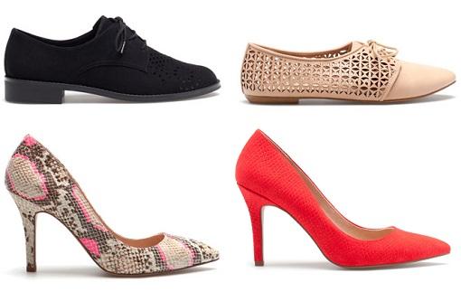 Zapatos Bershka primavera verabo 2014
