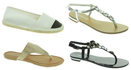 00a9abdb Nueva colección de zapatos Marypaz primavera verano 2014: Cuñas ...