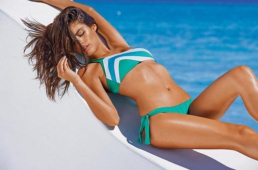bikinis asimétricos calzedonia
