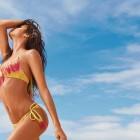 bikinis de flecos calzedonia