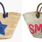 Cestas y bolsos de playa para el verano 2014 a precios low cost