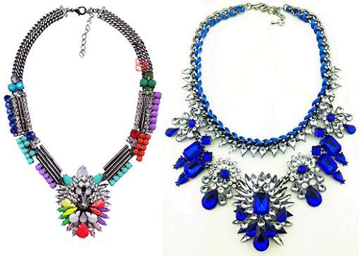 los collares de moda en aliexpress 2014