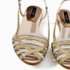 ¡Muy bonitas las cangrejeras de Zara! Son una de las sandalias del verano 2014