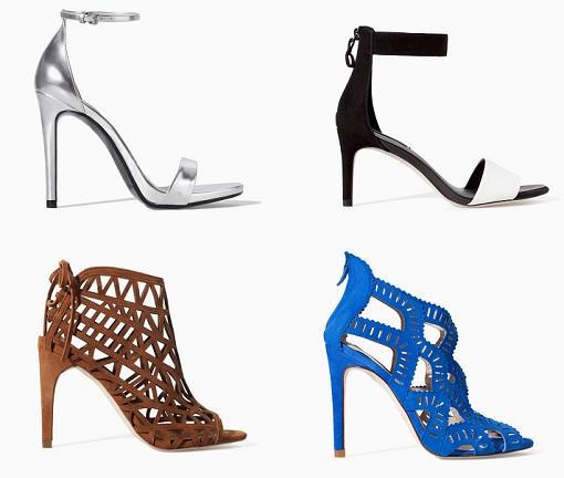 f6dc3e8695f Nuevos zapatos Zara para la primavera verano 2014: sandalias ...