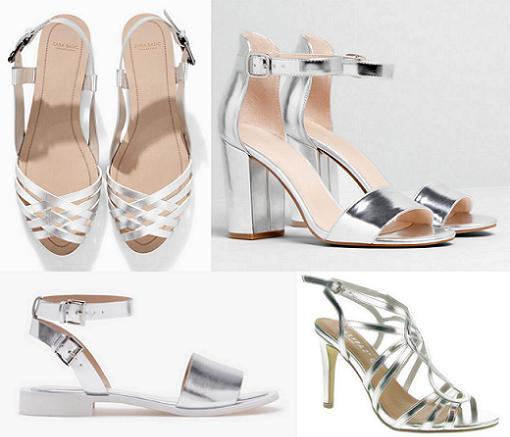 fb7ac0b78 Tendencias de moda en sandalias para el verano 2014  De fiesta ...