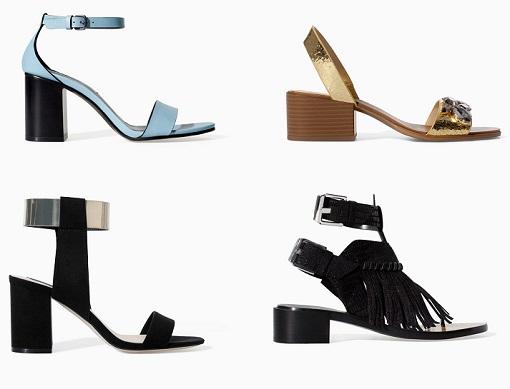 Zara Primavera Sandalias 2014 Zapatos La Para Nuevos Verano 5FP1gqn