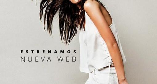 Stradivarius estrena web online con mucha nueva ropa de moda