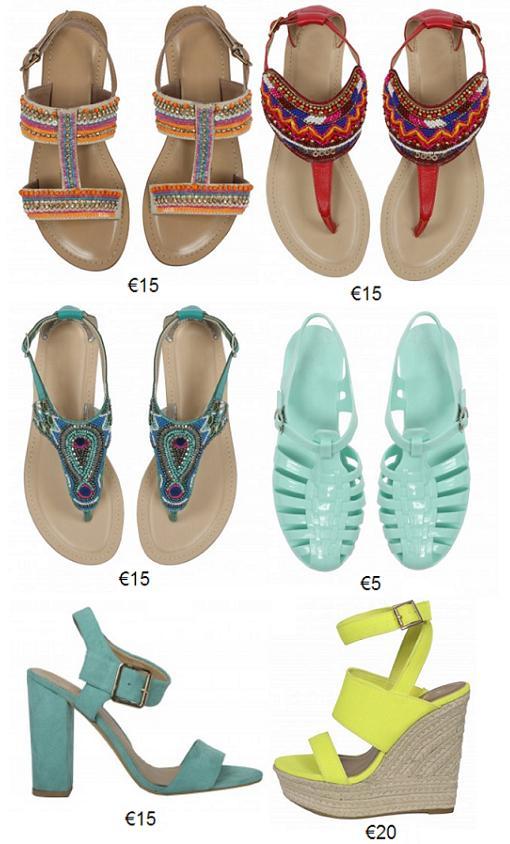 zapatos primark primavera verano 2014