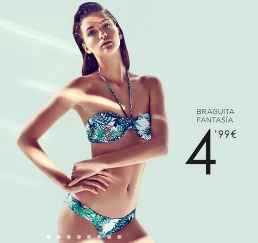 bikinis lefties 2014