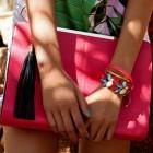 Catálogo Stradivarius de accesorios para el verano 2014: sandalias, bolsos, collares