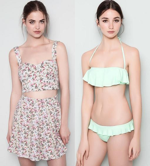 pull and bear online 2014 mujer