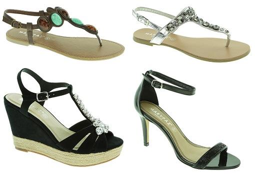 calidad real zapatos de temperamento nuevas variedades Las sandalias Marypaz de la primavera verano 2014 traen las ...