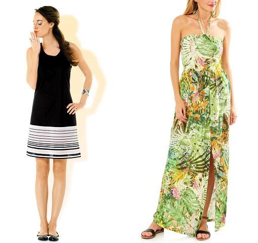 Vestido mujer kiabi