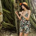 vestidos stradivarius primavera verano 2014