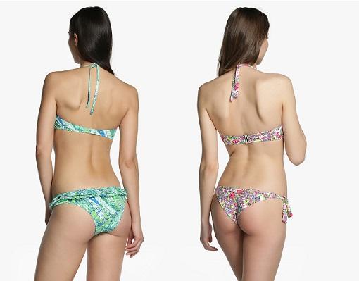 Menos Es M S 10 Bikinis Brasile Os Para El Verano 2014