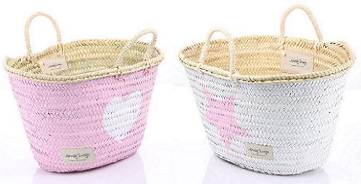 cestas pintadas lovely days