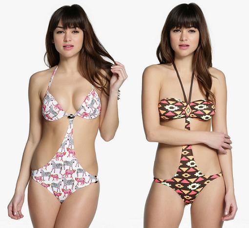 Captivating Trikinis Baratos Para El Verano 2014 Con Las Tendencias De Trikinis El  Corte Ingles 2017