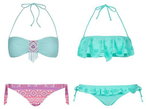 bikinis 2014 blanco