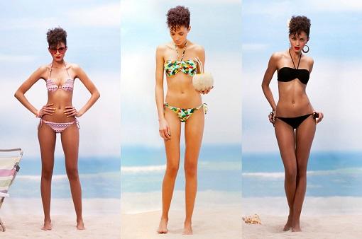 Bikinis bershka de rebajas