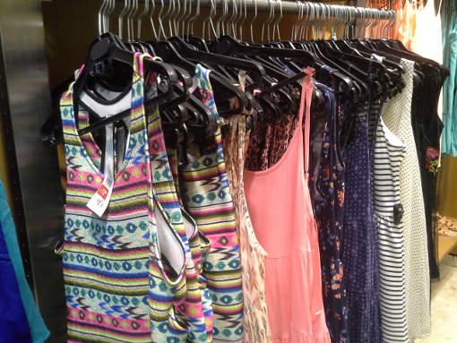 rebajas lefties vestidos 2014
