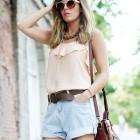 looks de moda verano 2014 shorts