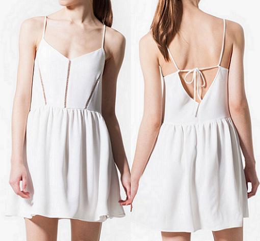 stradivarius rebajas vestidos 2014