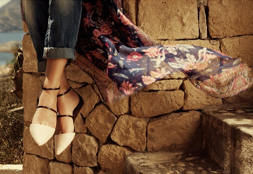 Zapatos Stradivarius verano 2014
