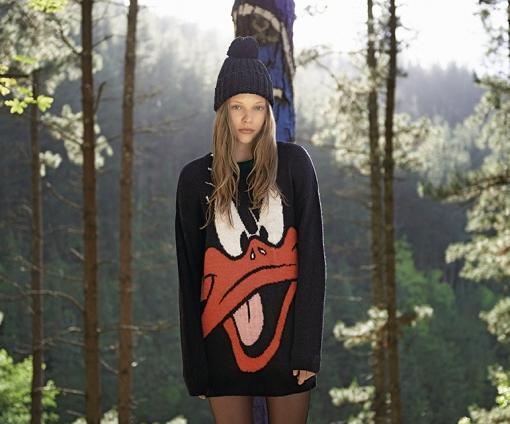 bershka otoño invierno 2014 2015 ropa de abrigo