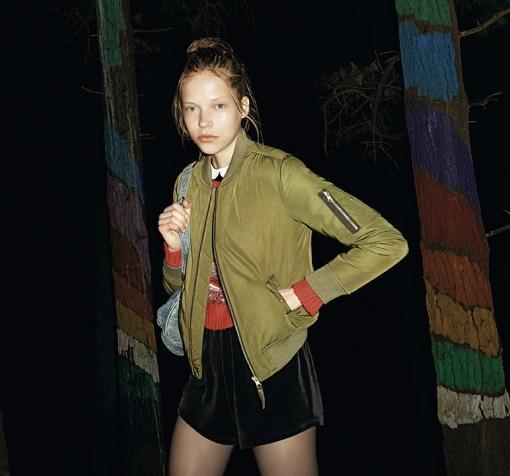 catalogo bershka otoño invierno 2014 2015 tendencias de moda