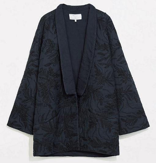 chaquetas zara mujer