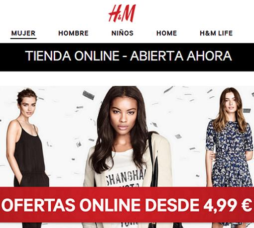 hym tienda online españa